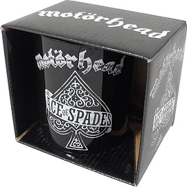 Motorhead Ace Of Spades Mug Home - Tableware