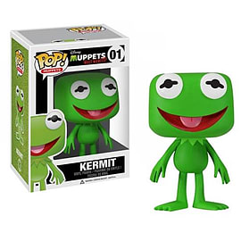 The Muppets Kermit Pop! Vinyl Most Wanted Figure Figurines and Sets
