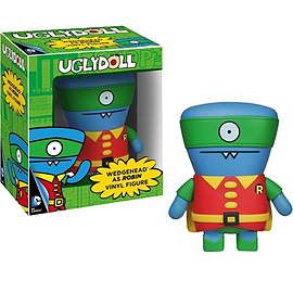 Batman Wedgehead Robin Uglydoll Figure Figurines and Sets