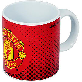 Manchester United Football Club Club Crest Giant Mug Home - Tableware