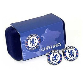 Chelsea Football Club Club Crest Cufflink Set Gifts