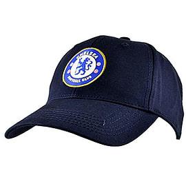 Chelsea Football Club Club Badge Baseball Cap Clothing