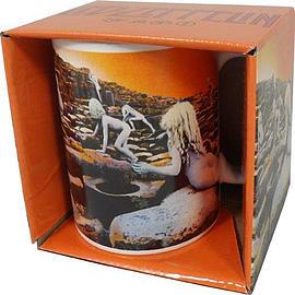 Led Zeppelin Houses Of The Holy Mug Home - Tableware