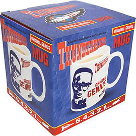 Thunderbirds Origil Genius Mug Home - Tableware