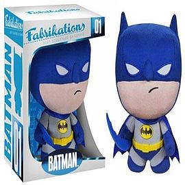 Batman Classic Batman Fabrikations Plush Soft Toys