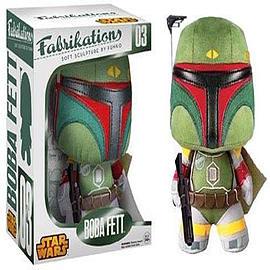 Star Wars Boba Fett Fabrikations Plush Soft Toys