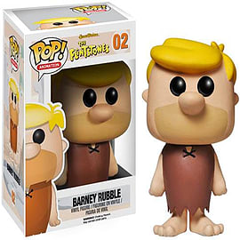 The Flintstones Barney Rubble Pop! Vinyl Animation Figure Figurines and Sets