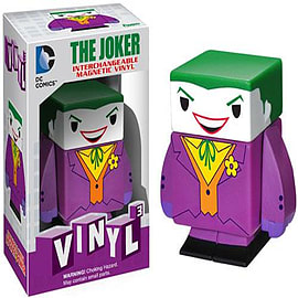 Batman Joker Vinyl Cubed Figurines and Sets