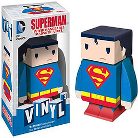 Superman Vinyl Cubed Figurines and Sets