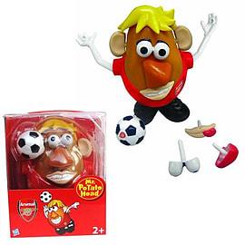Arsenal Football Club Mr Potato Head Figurines and Sets