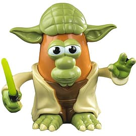 Star Wars Yoda Mr Potato Head Figurines and Sets