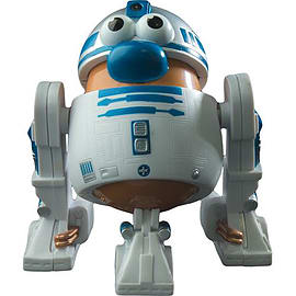Star Wars R2-D2 Mr Potato Head Figurines and Sets