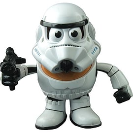 Star Wars Stormtrooper Mr Potato Head Figurines and Sets