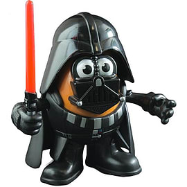 Star Wars Darth Vader Mr Potato Head Figurines and Sets