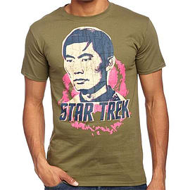 Star Trek Sulu Space Double Extra Large Clothing