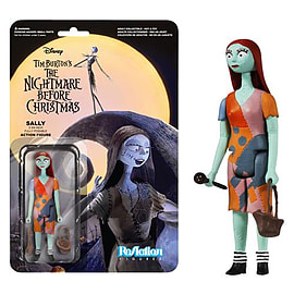 The Nightmare Before Christmas Sally ReAction Figure Figurines and Sets