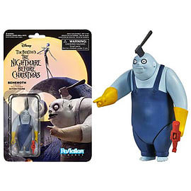 The Nightmare Before Christmas Behemoth ReAction Figure Figurines and Sets