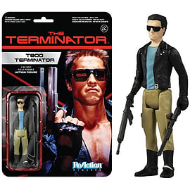 Termitor T800 Termitor ReAction Figure Figurines and Sets
