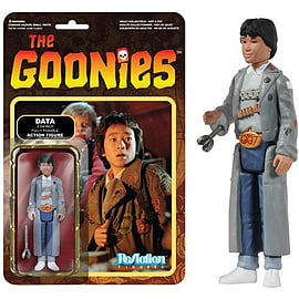 The Goonies Data ReAction Figure Figurines and Sets