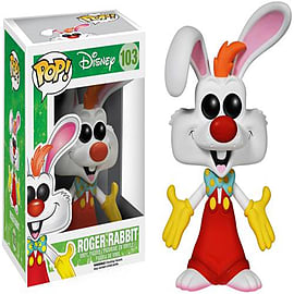 Who Framed Roger Rabbit Roger Rabbit Pop! Vinyl Figure Figurines and Sets