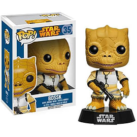 Star Wars Bossk Pop! Vinyl Bobble Head Figurines and Sets