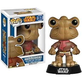 Star Wars Hammerhead Pop! Vinyl Bobble Head Figurines and Sets