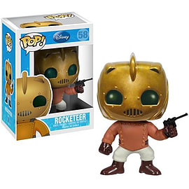 The Rocketeer Pop! Vinyl Figure Figurines and Sets