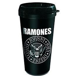 Ramones Seal Logo Travel Mug Home - Tableware