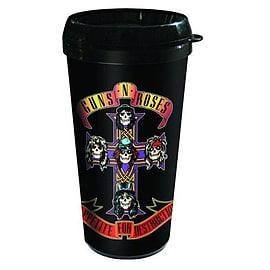 Guns N Roses Appetite For Destruction Travel Mug Home - Tableware