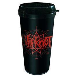 Slipknot Compass Logo Travel Mug Home - Tableware