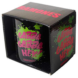 Ramones Gabba Gabba Hey! Mug Home - Tableware
