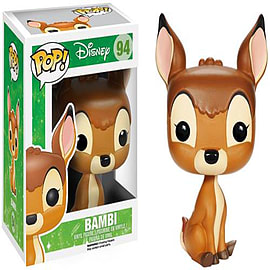 Bambi Pop! Vinyl Figure Figurines and Sets