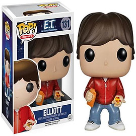 E.T Elliott Pop! Vinyl Figure Figurines and Sets
