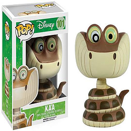 Jungle Book Kaa Pop Vinyl Figure Figurines and Sets