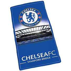Chelsea Football Club Stamford Bridge Stadium Beach Towel Gifts
