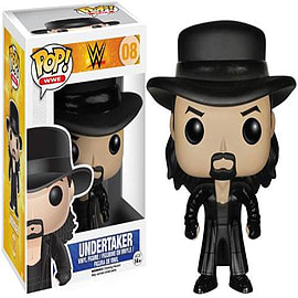 WWE Undertaker Pop Vinyl Figure Figurines and Sets