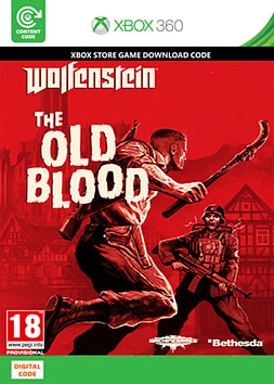 Wolfenstein: The Old Blood XBOX360