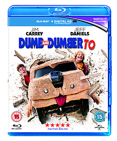 Dumb & Dumber To Blu-ray