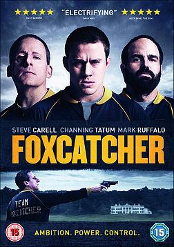 Foxcatcher DVD