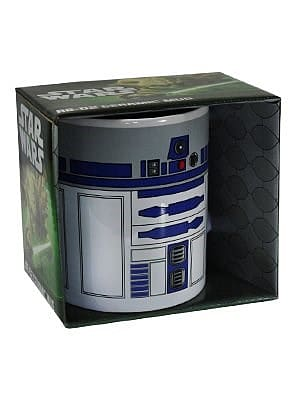 Star Wars R2-D2 Boxed White Mug screen shot 2