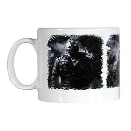 Batman The Dark Knight Rises Triptych White Mug Home - Tableware