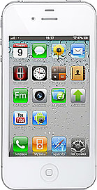 Apple iPhone 4S White 16GB Unlocked A+ Phones