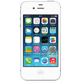 Apple iPhone 4S - 16GB - White - (Unlocked) - Grade B Phones