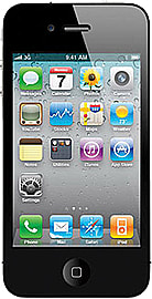 Apple iPhone 4S Black 16GB EE B Phones