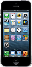 Apple iPhone 5 - 16GB - Black - (Unlocked) - Grade A+ Phones