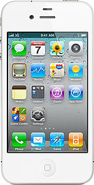 Apple iPhone 5S Silver 16GB EE A Phones