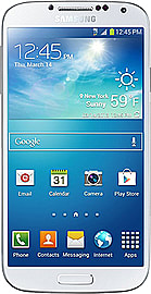 Samsung Galaxy S4 White Frost Vodafone B Phones