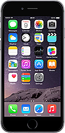 Apple iPhone 6 Space Grey 64GB Unlocked B Phones