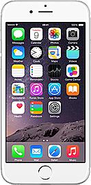 Apple iPhone 6 Silver 128GB Unlocked B Phones