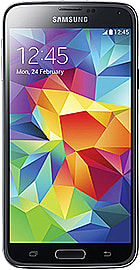 Samsung Galaxy S5 Charcoal Black Unlocked A Phones